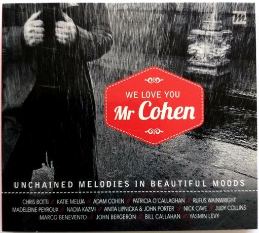 We Love You Mr Cohen 2CD 2012r Anita Lipnicka John Porter Katie Melua