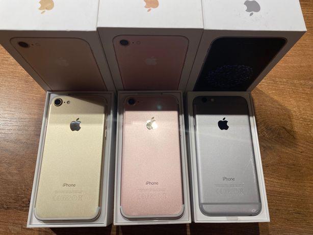 Pakiet IPHONE 7 2x IPHONE 6 1x