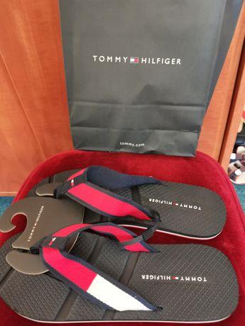 Japonki Tommy Hilfiger ORYGINALNE