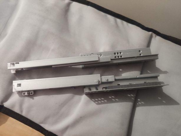 Corrediças telescópicas para gavetas e moveis