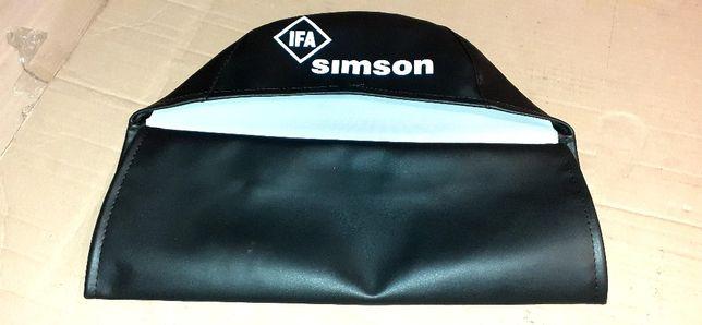 Pokrowiec siedzenia kanapy Simson s51 s50 Super JAKOŚĆ