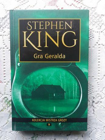 """Zamienię nową książkę """"Gra Geralda"""" Stephena Kinga"""