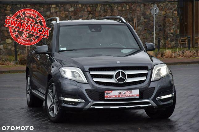 Mercedes-Benz GLK 2.2CDi 170KM XII.2013r. lift 4Matic pakiet AMG BiX LED Skóra
