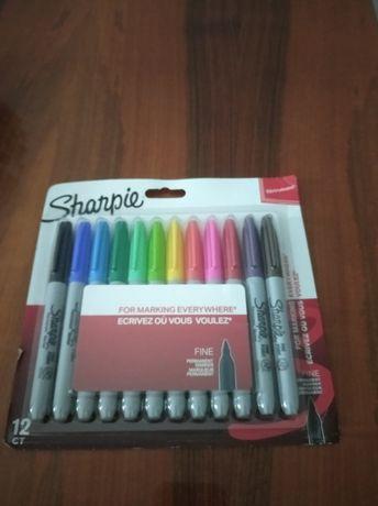 Markery Sharpie 12 sztuk