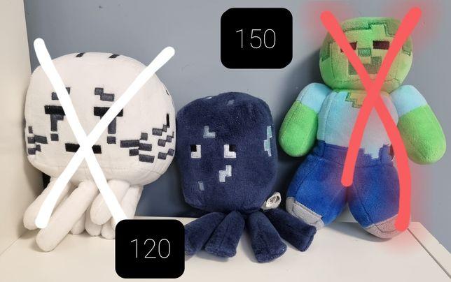 Мягкие игрушки Майнкрафт minecraft mojang