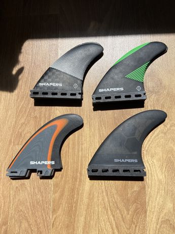 quilhas shapers varios modelos