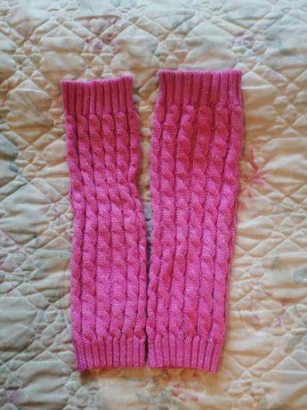 Суперские яркие гетры носки