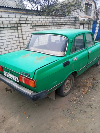 Москвич-2140SL Люкс.