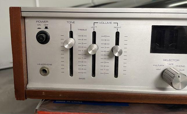 Radio cassetes anos 80