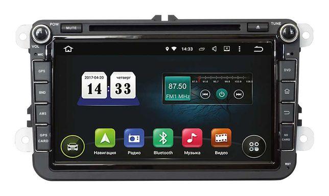 Штатная магнитола Volkswagen Android 10.1 GPS CAN Wi-Fi гарантия 1 год