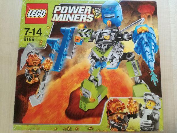 LEGO Power Miners 8189