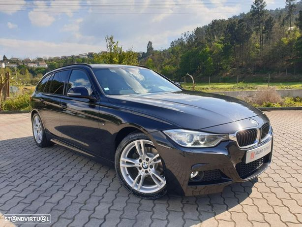 BMW 318 d Touring Auto Pack M