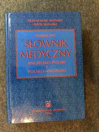Słownik medyczny polsko angielski