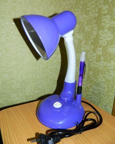 Настольная лампа на подставке+Авторучка с дозатором/Светильник +ручка