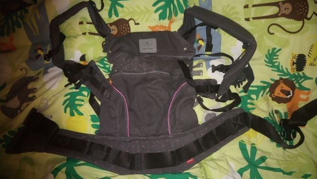 nosidło ergonomiczne dla niemowląt manduca nowe