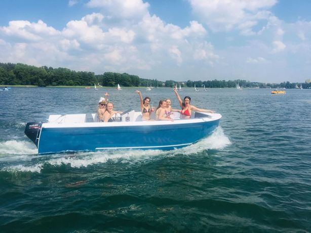 FALON 560 nowa łódź motorowa od dealera mboats