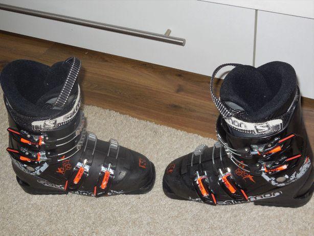 Buty narciarskie salomon junior rozm.23