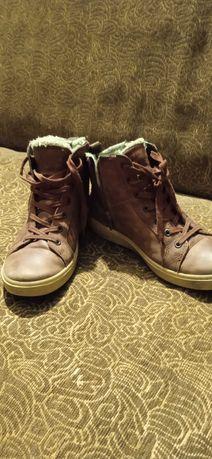 """Оригинальные женские ботиночки""""ecco"""""""