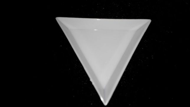 Треугольник для присипок