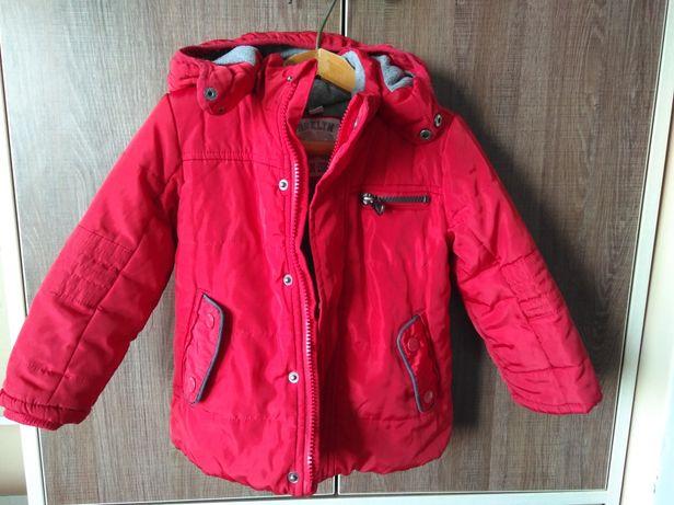 Куртка детская 18мес осень-зима