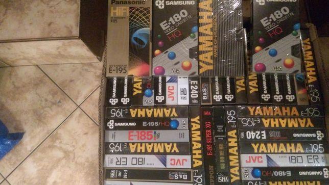 Kasety VHS Video