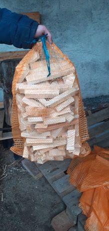 Drewno workowane
