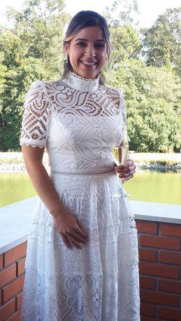Vestido Casamento Civil/Festas