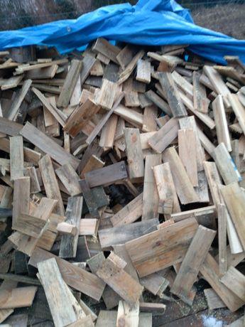 Opał drewno z palet