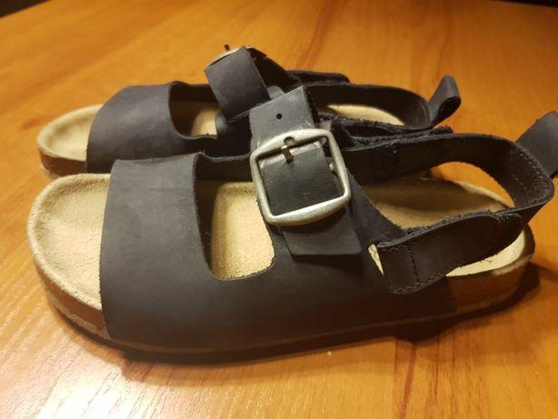 OKAZJA Zara sandały skora roz.33 wkladka 20.5cm