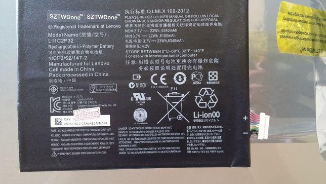 Bateria Tablet Lenovo IdeaPad S6000 S6000-H S6000F A7600 A7600-F