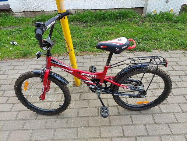 Rower Dziecięcy koła 20