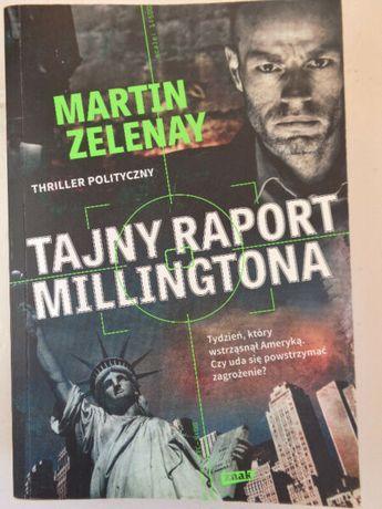 Tajny Raport Millingtona Martin Zelenay