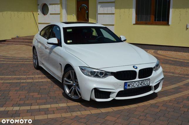BMW Seria 4 Zamiana!Pełny_M_Pakiet!FullLed!VirtualCockpit!PiękneSkóry!HeadUp!Navi!