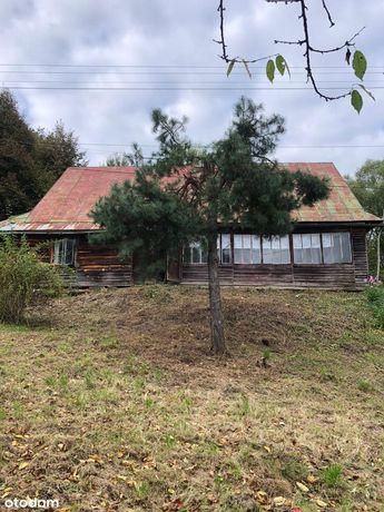 Dom drewniany w miejscowości Wesoła ogł. prywatne