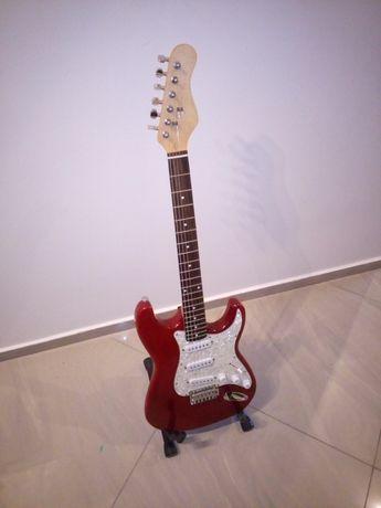 Gitara elektryczna strat  no name