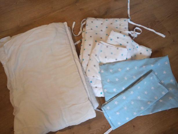 Pościel dziecięca, kołdra i poduszka