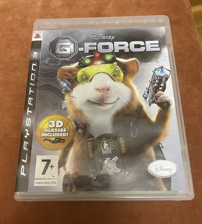 PS3 игра G-Force