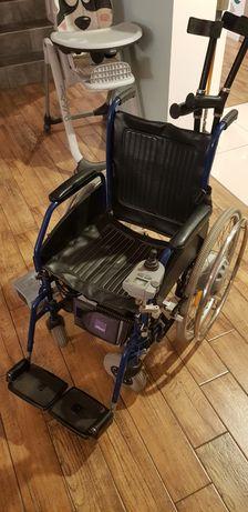 Elektryczny wózek inwalidzki ORTOPEDIA