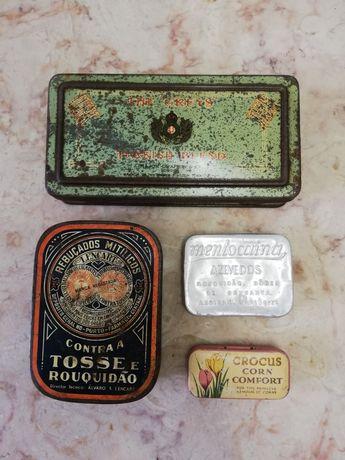 Caixas de Decoração Vintage