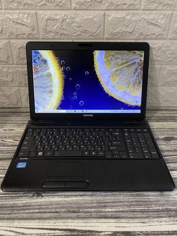 Toshiba i5-2410/4Gb/500Gb/Gt315m C660 для навчання офісу та ігр