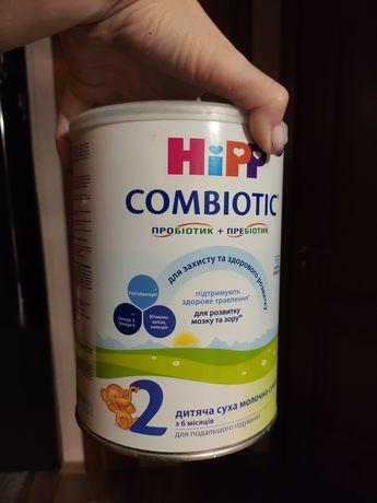 Смесь Hipp combiotic 2