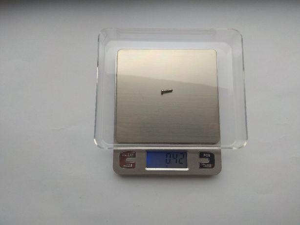 Ювелирные весы до 500 грамм(0,01)+2 чаши