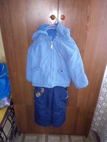 Пакет одежда на мальчика 3 года