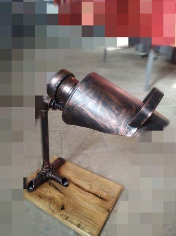 Лампа настольная в стиле лофт. Loft, светильник, ночник