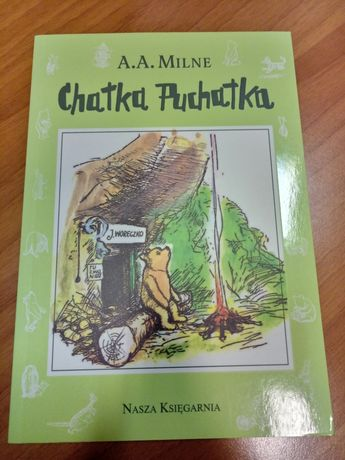Chatka Puchatka A.A.Milne NOWA
