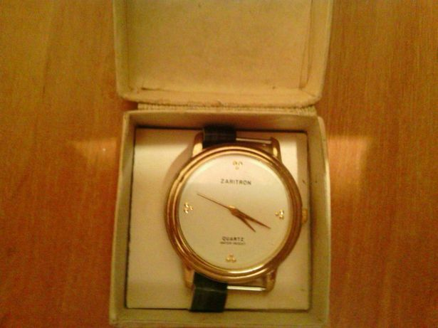 Часы Zaritron,новые