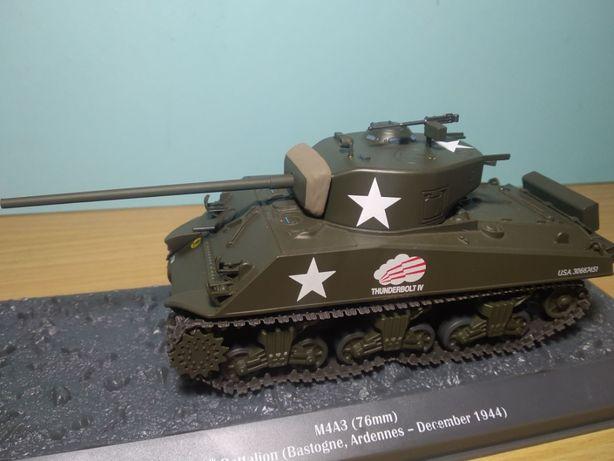 Tanque de guerra 1/43 portes gratis