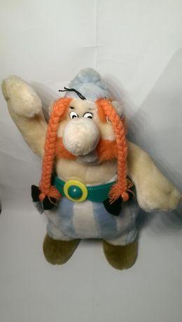 maskotka Obelix Vintage niemiecki lata 90. Okazja