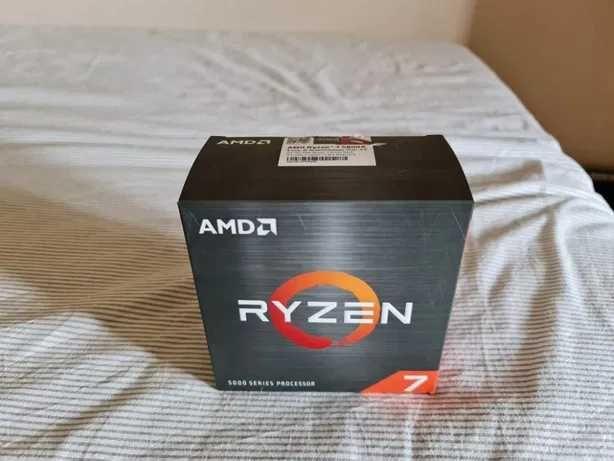 CPU AMD Ryzen 5800X + MOTHERBOARD MSI B550 Unify-X