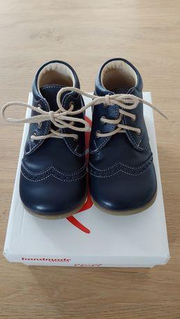 Nowe buty kryte skóra Emel roczki 22 wysyłka gratis